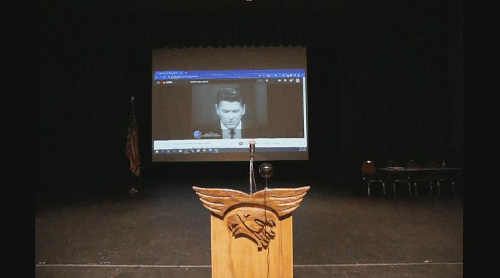 Organizing Convention Live Stream